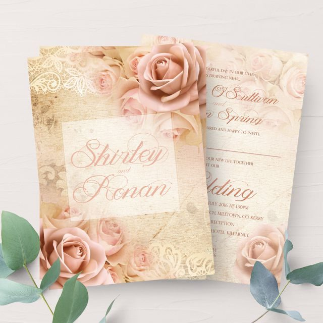 Thiệp đám cưới in lấy liền tại Hà Nội