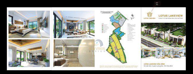 In và thiết kế brochure đẹp, chất lượng tại Hà Nội